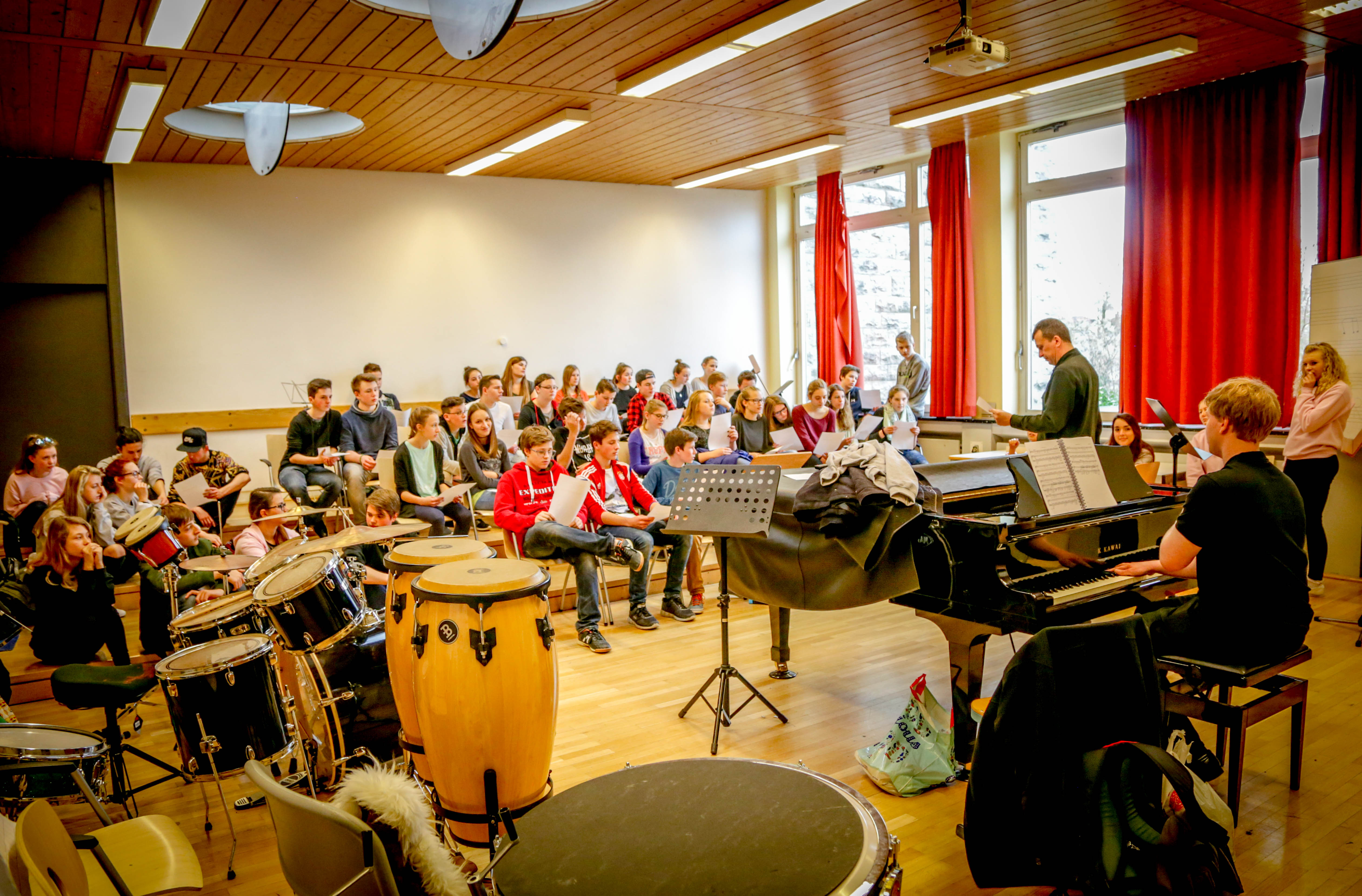 Musical Workshop 2016